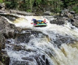 white water rafting scottish huntingtons association sha fundraising