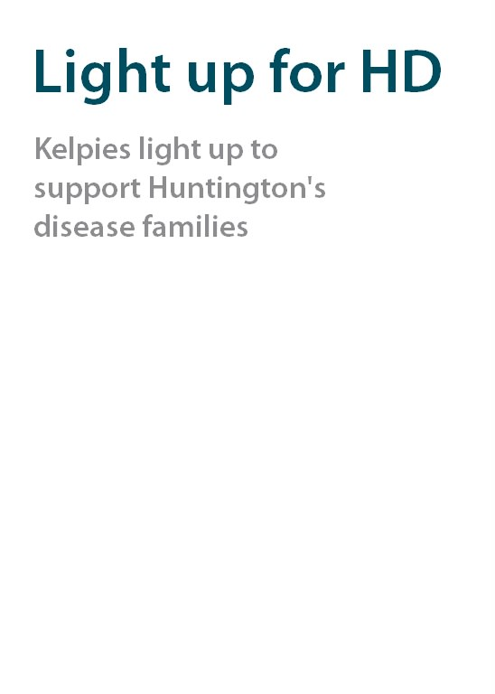 scottish huntingtons association light up for hd kelpies horses home page
