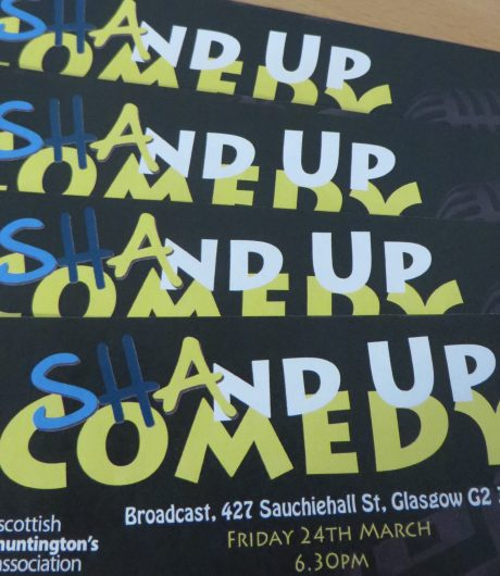 500 shop 24th march sha glasgow comedy festival shand up stand up broadcast