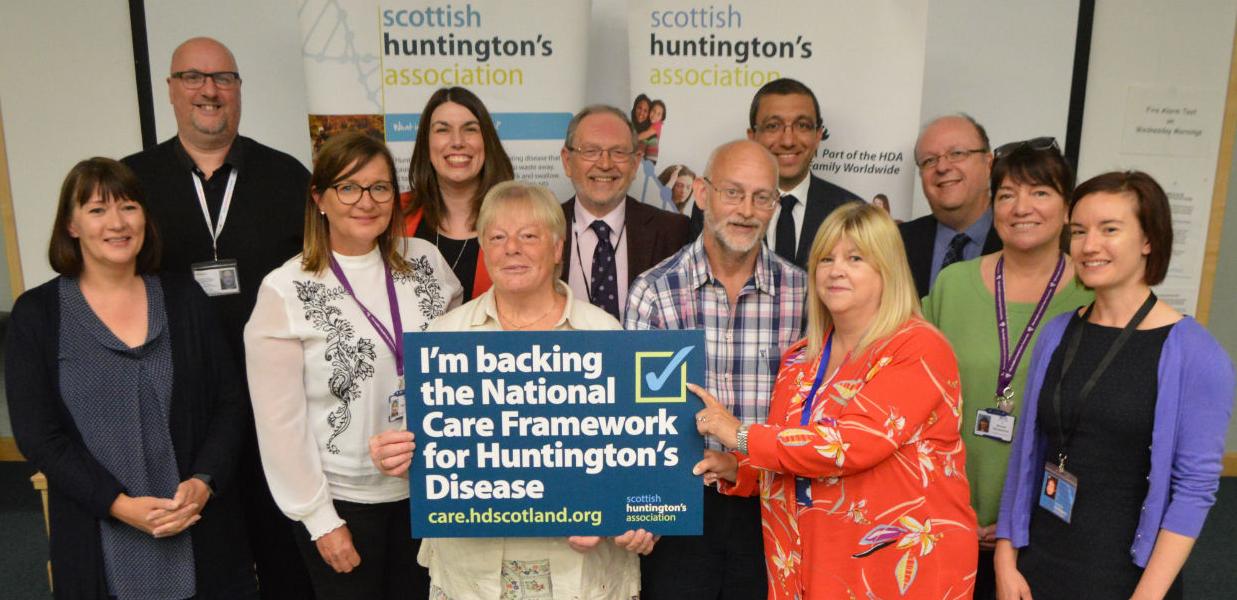 Fife care framework launch