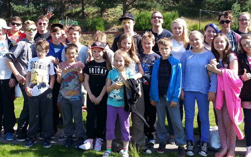scottish huntingtons association youth project (SHAYP)