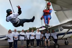 Fundraising Abseil