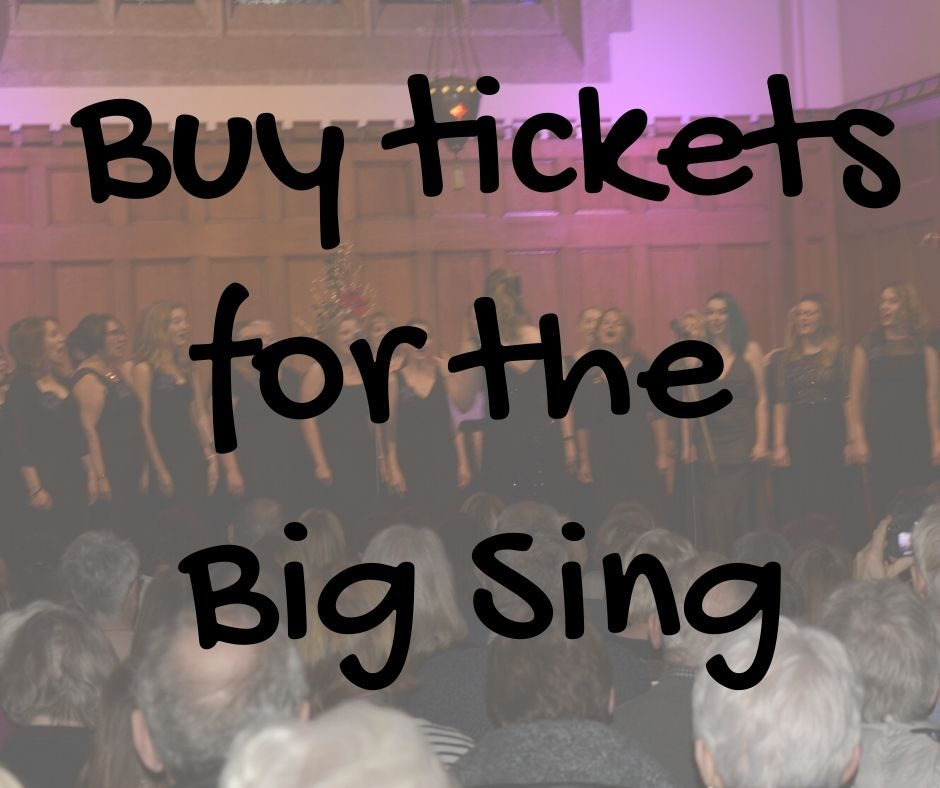 Buy tickets for The Big Sing