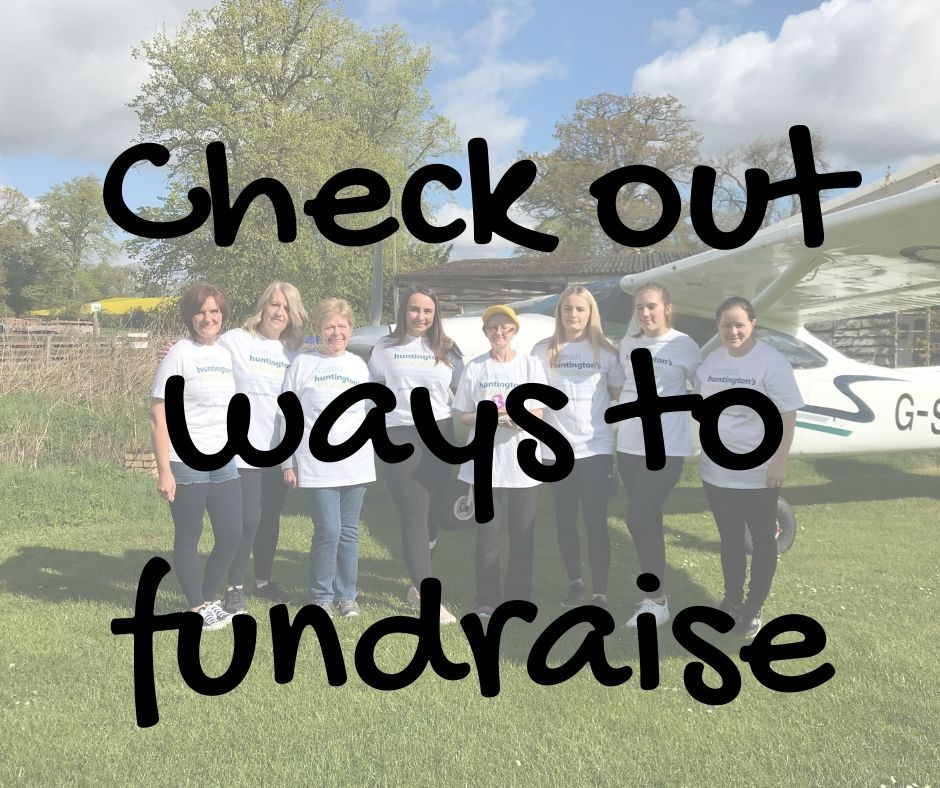 Check out ways to fundraise